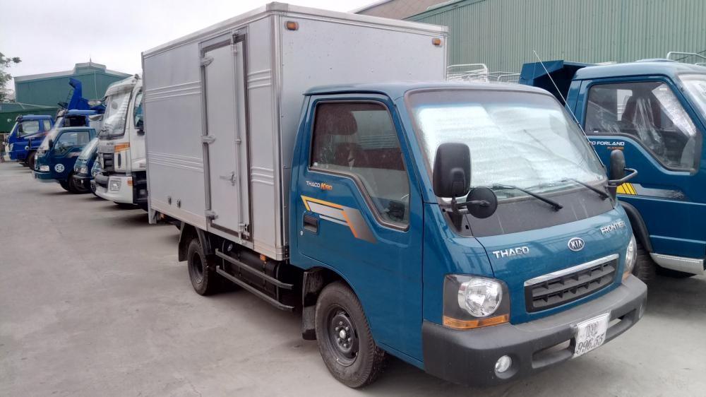 Xe tải nhỏ 8 tạ giá tốt tại Hải Phòng Thaco towner800 chỉ cần 60 triệu 0936766663