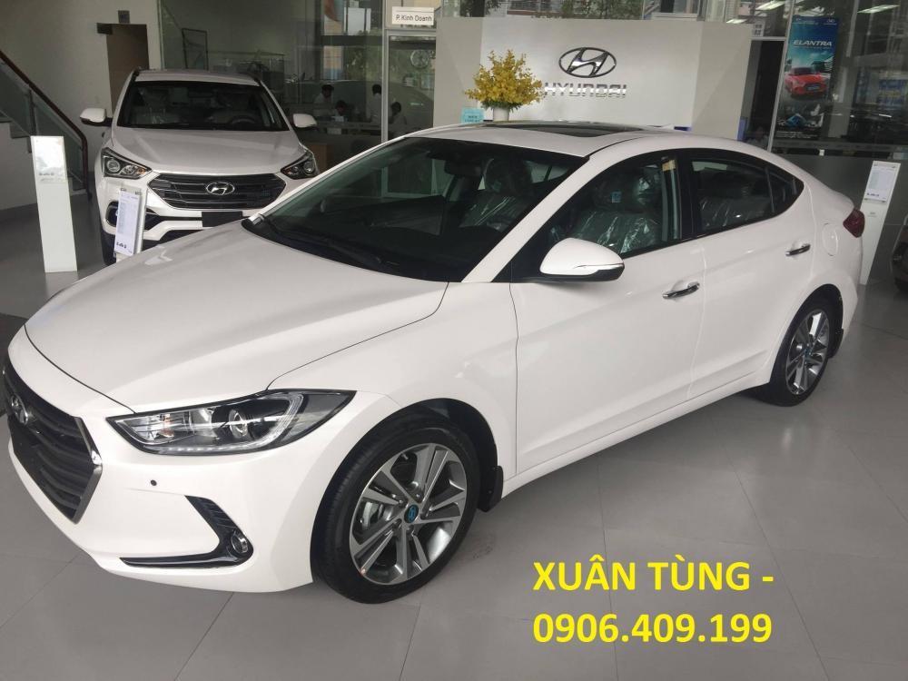 Hyundai Đà Nẵng bán Hyundai Elantra 2021 + hỗ trợ thủ tục vay gọn 90tr + đủ màu giao xe ngay
