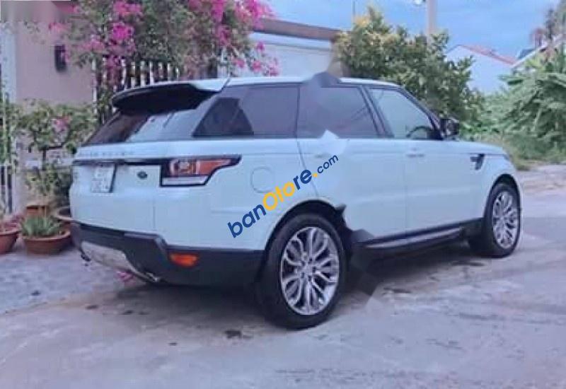 Cần bán LandRover Range Rover Sport năm sản xuất 2016, màu trắng, nhập khẩu nguyên chiếc