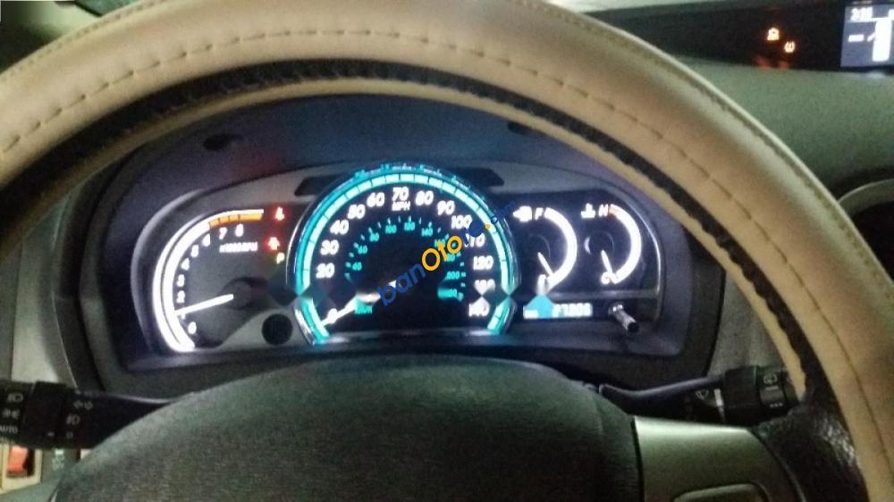 Bán xe cũ Toyota Venza 3.5 sản xuất 2010, màu nâu, nhập khẩu