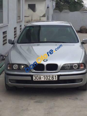 Bán xe cũ BMW 5 Series 528i đời 1997, cam đoan không có 1 lỗi nhỏ, máy móc vận hành tốt