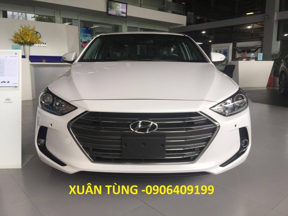 Bán Hyundai Elantra 2021 Đà Nẵng, giá sốc, hỗ trợ vay 90% giá trị xe, hỗ trợ chạy Grab - LH Xuân Tùng
