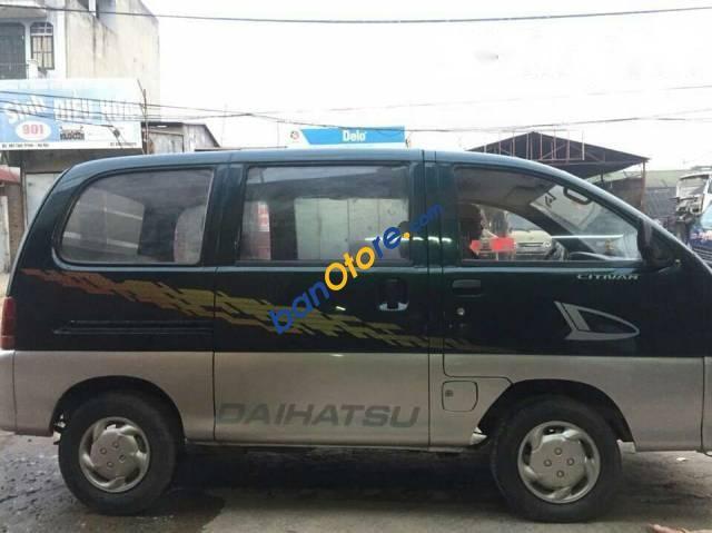 Cần bán Daihatsu Citivan sản xuất 2003, màu xanh lam