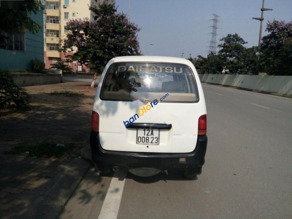 Bán ô tô Daihatsu Citivan sản xuất 2003, màu trắng