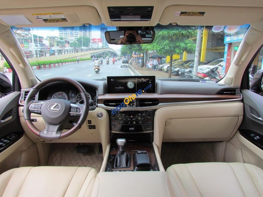 Bán Lexus LX 570 sản xuất năm 2016, nhập khẩu nguyên chiếc số tự động
