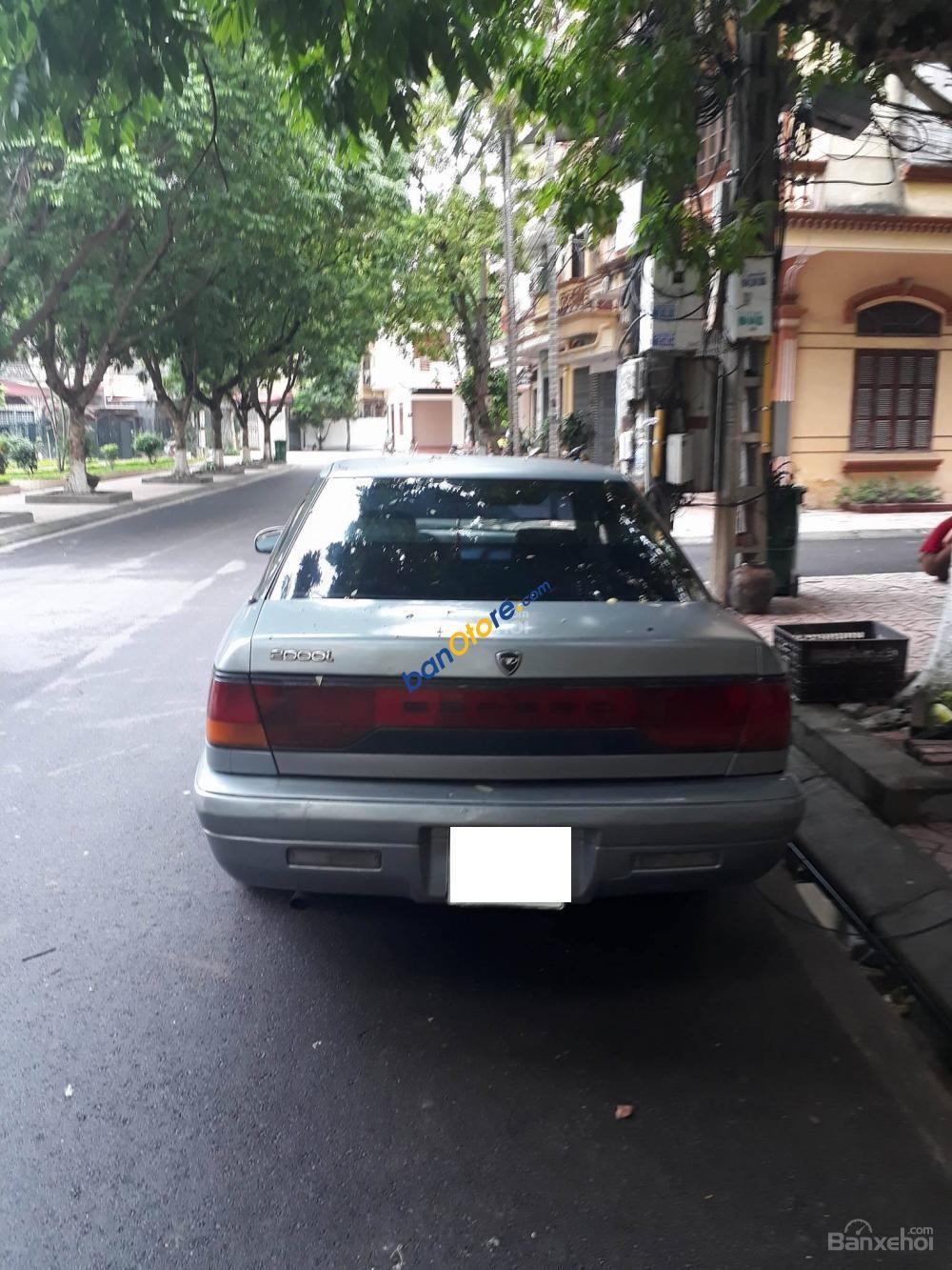 Bán Daewoo Espero sản xuất 1996, màu bạc, nhập khẩu, giá chỉ 48 triệu