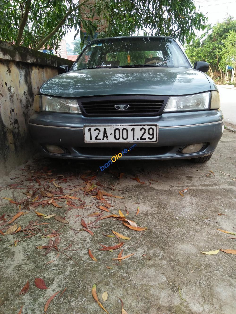 Bán Daewoo Cielo năm sản xuất 1997, màu xám, nhập khẩu