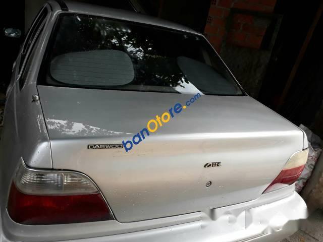 Bán Daewoo Cielo sản xuất năm 1996, màu bạc còn mới