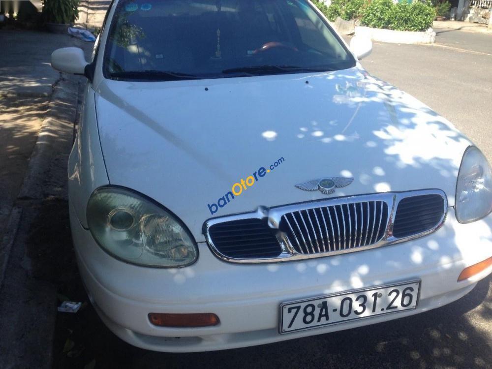 Bán Daewoo Leganza năm sản xuất 2004, màu trắng