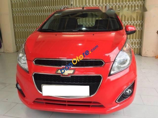 Xe Chevrolet Spark LT năm sản xuất 2014 xe gia đình