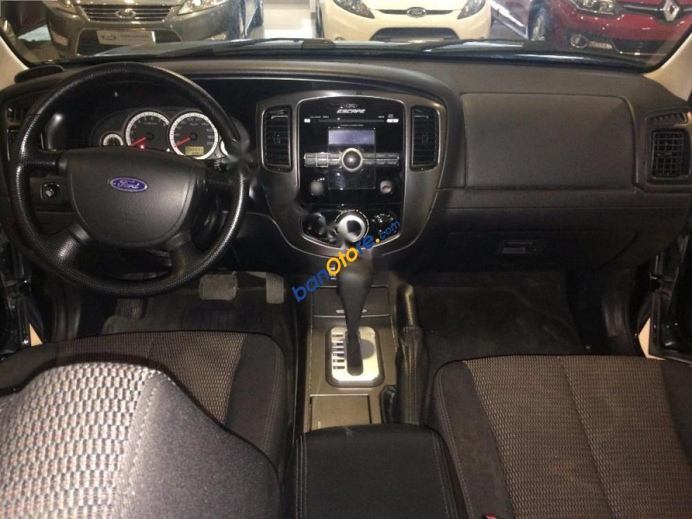 Cần bán Ford Escape XLS 2.3AT năm sản xuất 2011, màu đen
