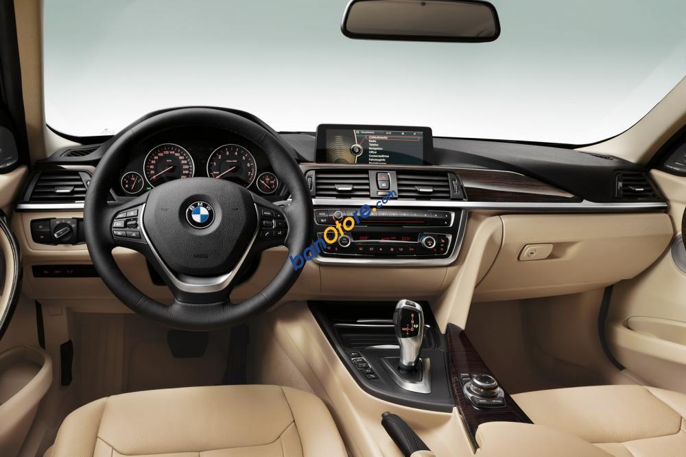 Bán xe BMW 3 Series 320i năm sản xuất 2017, màu xanh lam, nhập khẩu