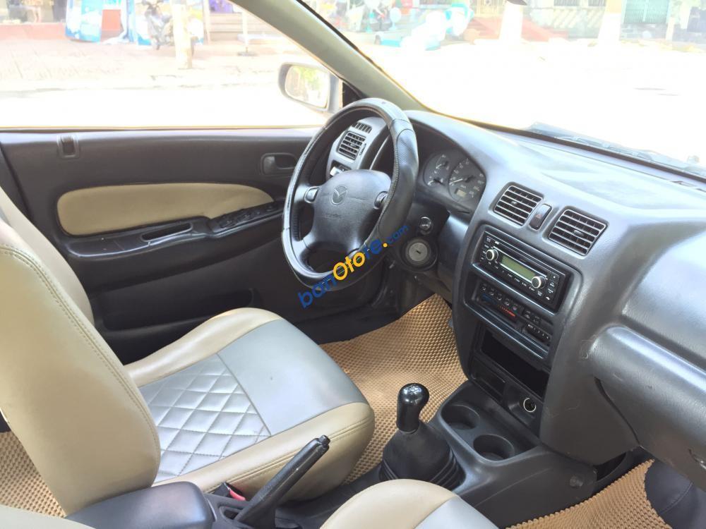 Cần bán lại xe Mazda 323 năm sản xuất 1997, màu bạc, nhập khẩu