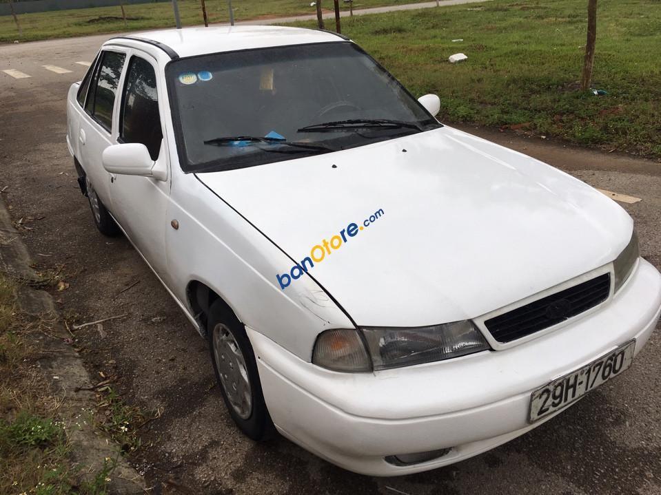 Xe cũ Daewoo Cielo 1.5 sản xuất 1997, màu trắng