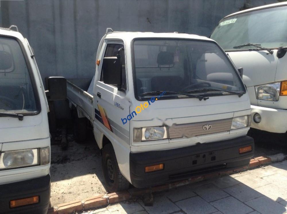Bán xe Daewoo Labo đời 2008, màu trắng, trọng tải 550kg, xe đẹp, chất lượng tốt