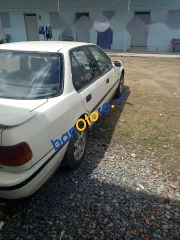 Bán Honda Accord sản xuất năm 1992, màu trắng