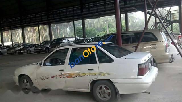 Bán ô tô Daewoo Racer năm sản xuất 1994, màu trắng, 65tr