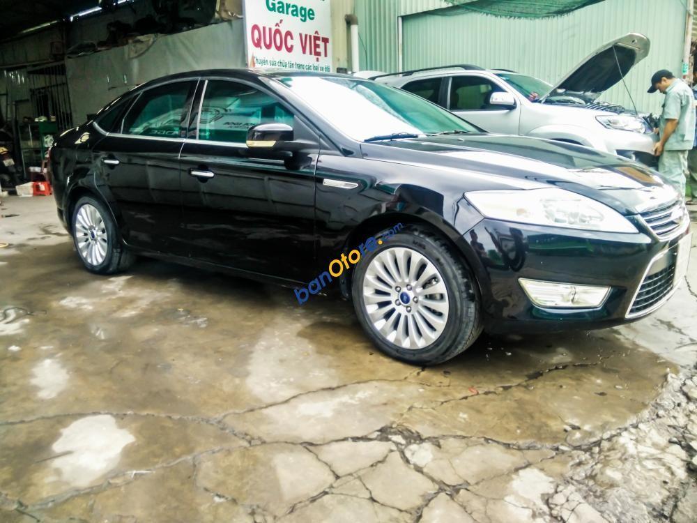 Cần bán xe Ford Mondeo năm 2009, màu đen, xe gia đình