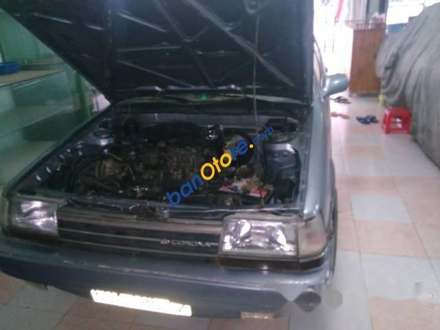 Cần bán lại xe Toyota Corona sản xuất năm 1984, màu xám