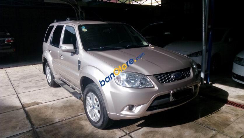 Cần bán lại xe Ford Escape XLT 2.5 FWD AT năm sản xuất 2011