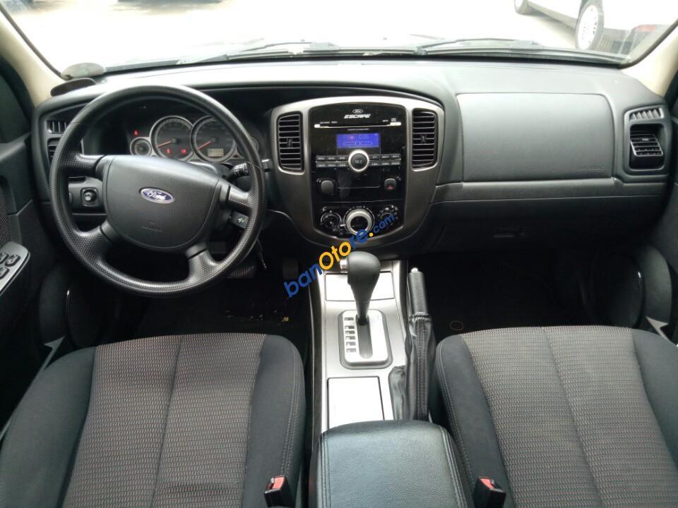 Bán xe Ford Escape 2.3 AT năm 2011, màu đen còn mới, giá chỉ 517 triệu