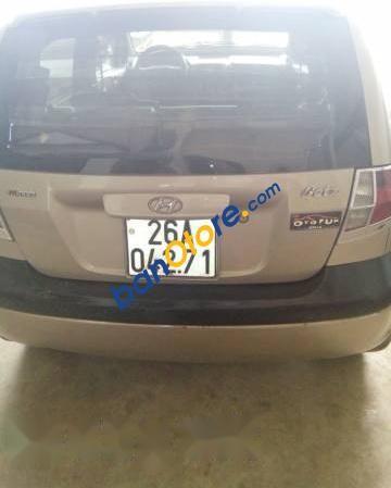 Cần bán gấp Hyundai Getz MT sản xuất năm 2009, nhập khẩu nguyên chiếc giá cạnh tranh