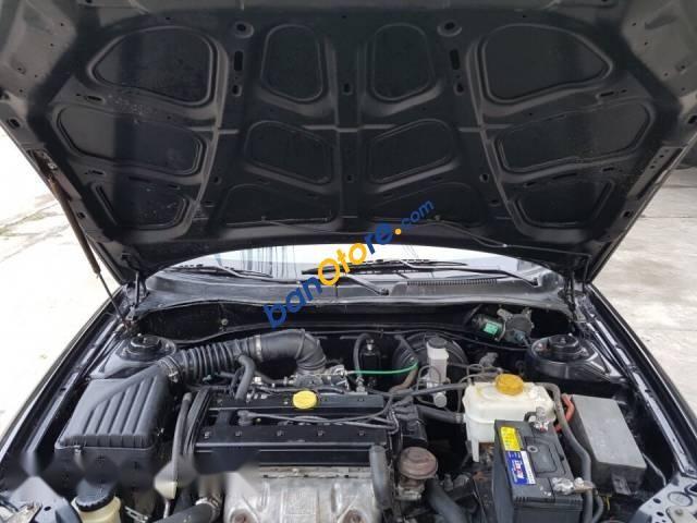Xe Daewoo Leganza sản xuất 1998, màu đen, nhập khẩu nguyên chiếc