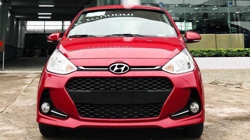 Bán xe Hyundai Grand i10 1.2 lắp ráp đời 2019, giá cạnh tranh, LH 0964898932