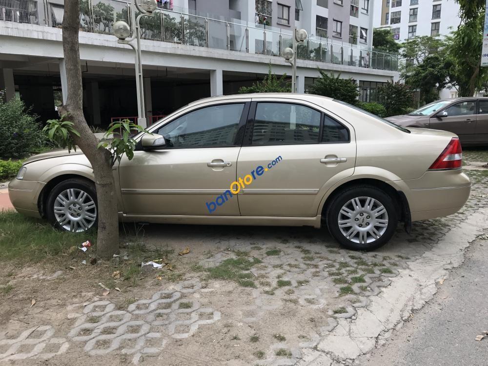 Bán Ford Mondeo sản xuất năm 2003, màu vàng