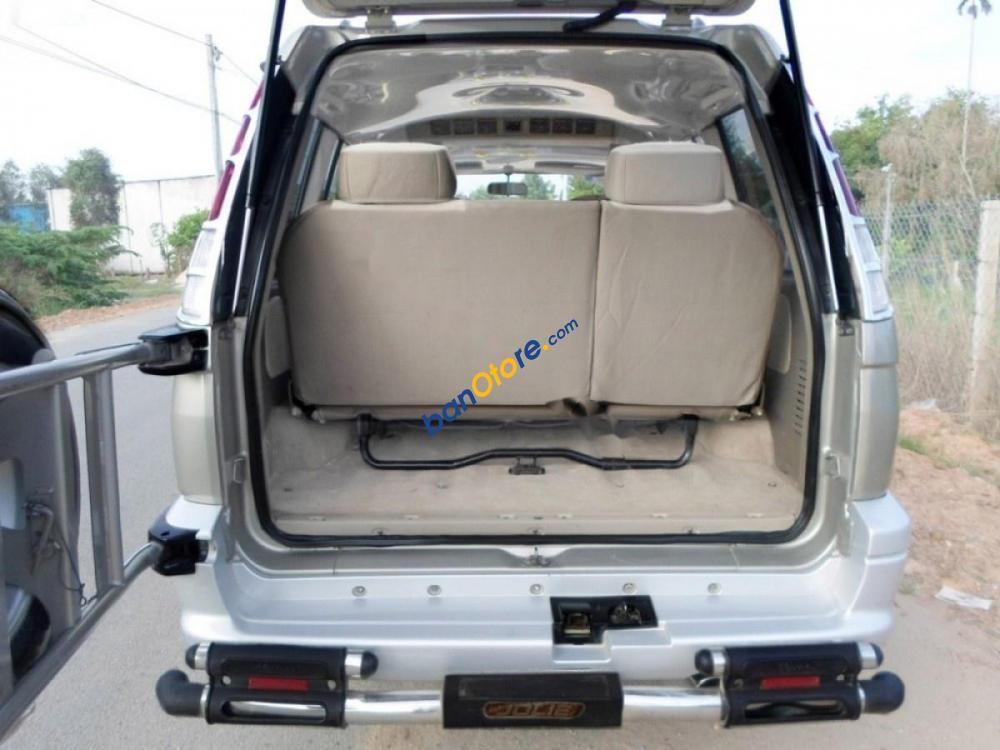 Bán xe cũ Mitsubishi Jolie-2.0MPI, dòng cao cấp, bánh treo, mắt liếc, phun xăng điện tử