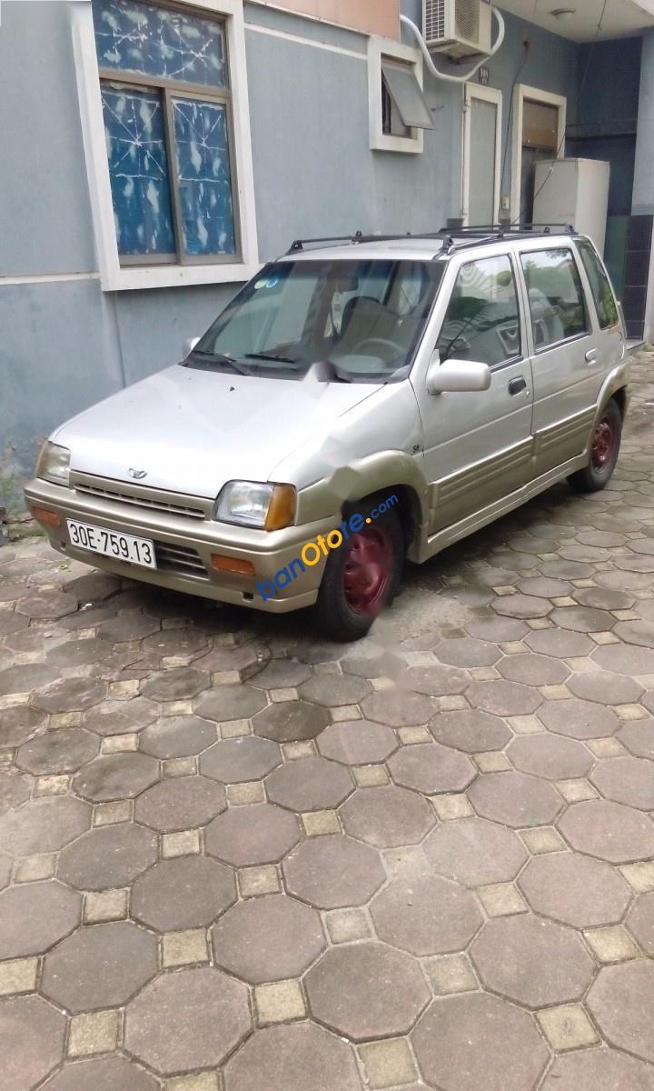 Bán Daewoo Tico năm sản xuất 1993, màu bạc, nhập khẩu nguyên chiếc