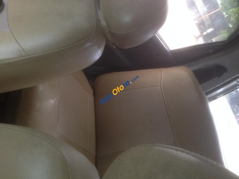 Bán xe Daewoo Matiz SE năm sản xuất 2005, màu bạc