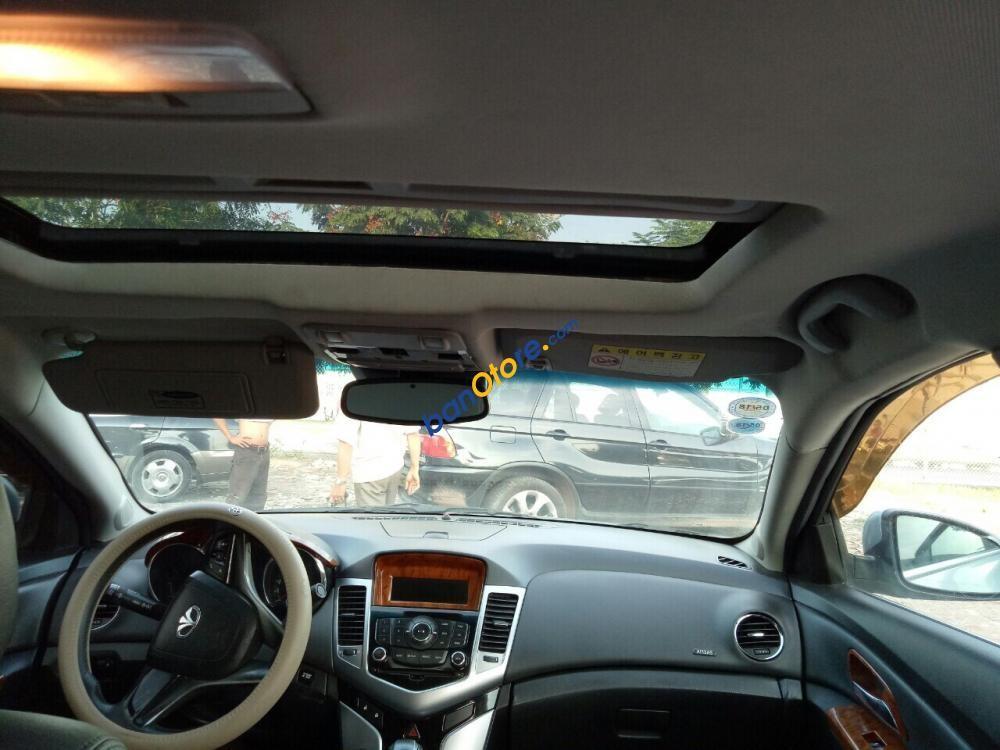 Bán xe Daewoo Lacetti CDX năm sản xuất 2009, màu xanh lam, nhập khẩu