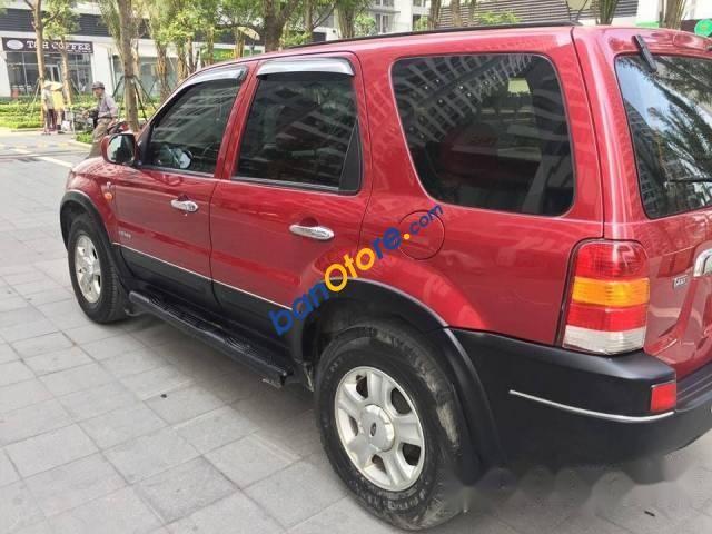 Cần bán xe Ford Escape XLT đời 2003, xe tư nhân chính chủ đi rất có lộc và may mắn