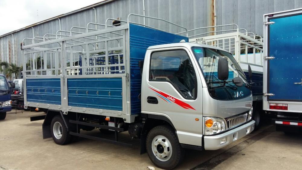 Mua xe tải JAC 2.4 tấn/ trả góp - giá xe tải JAC 2T4/2.4 tấn/2,4 tấn tốt nhất