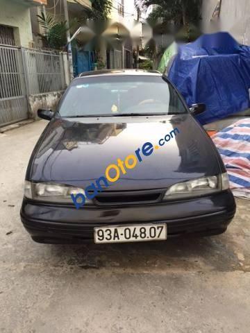 Bán xe Daewoo Prince đời 1995, màu đen, giá rẻ
