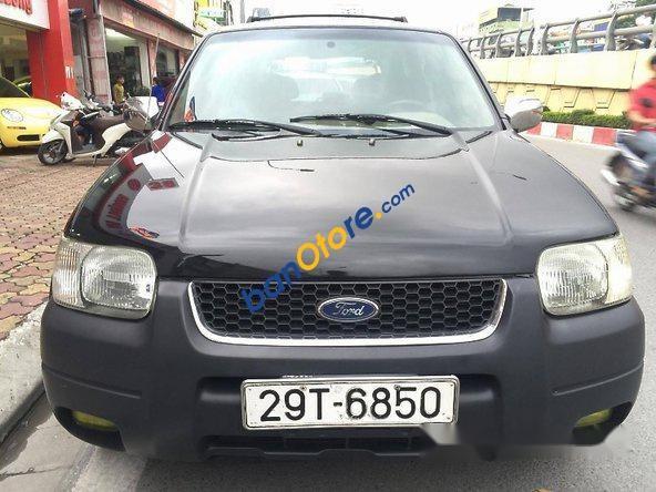 Cần bán lại xe Ford Escape XLT đời 2003, xe đi cực đầm, êm và bền như nồi đồng cối đá có sẵn