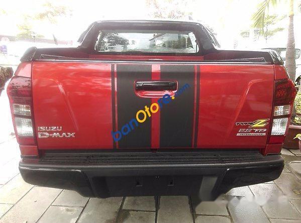 Bán ô tô Isuzu Dmax năm sản xuất 2017, màu đỏ, nhập khẩu nguyên chiếc