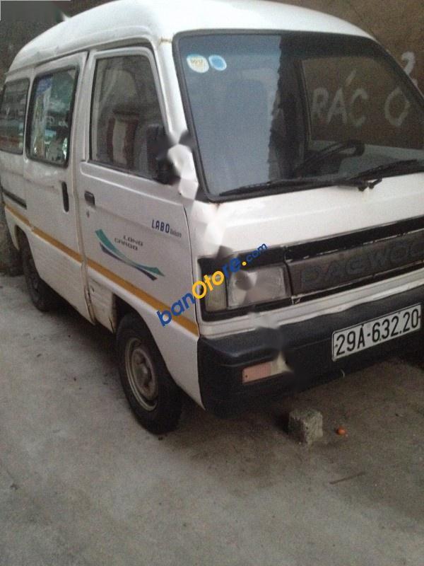 Bán xe cũ Daewoo Damas sản xuất 1991, màu trắng