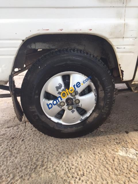 Bán Daewoo Damas năm 1998, màu trắng, nhập khẩu nguyên chiếc như mới