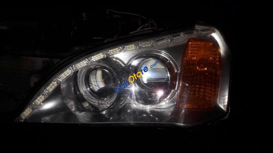 Bán Daewoo Magnus 2.5 AT sản xuất 2004, màu đen, nhập khẩu như mới