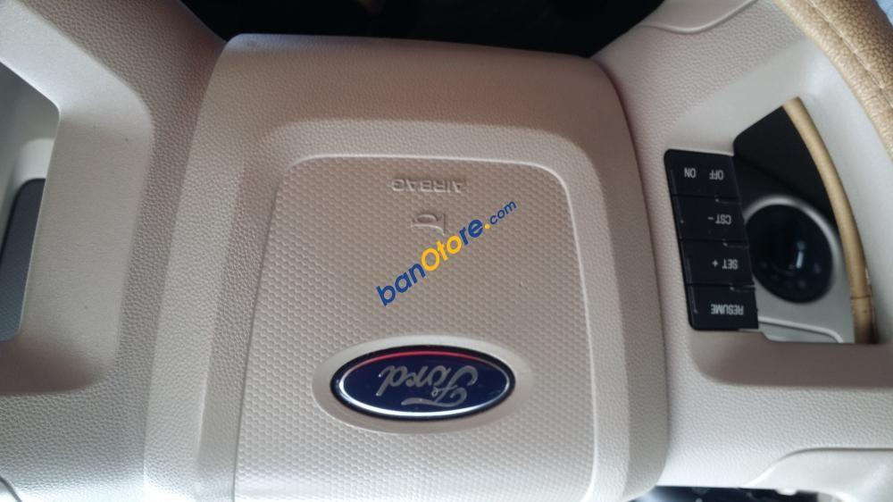 Bán xe Ford Escape XLT năm sản xuất 2007, màu đen, nhập khẩu nguyên chiếc, 565tr