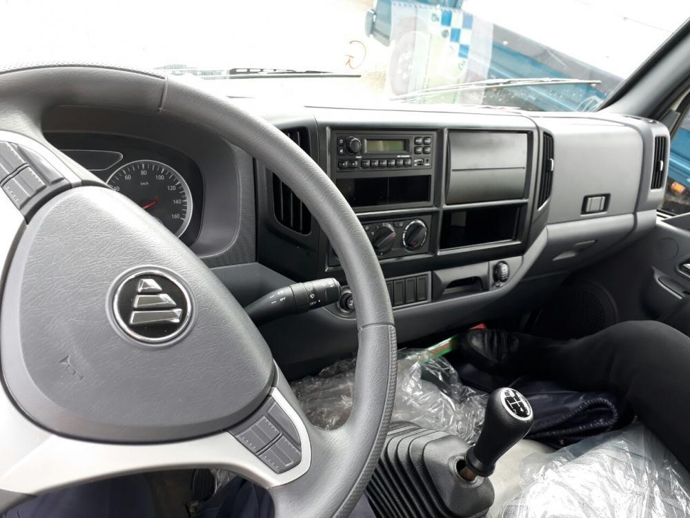 Xe tải Ollin 3.5 tấn Thaco mới nâng tải ở Hà Nội