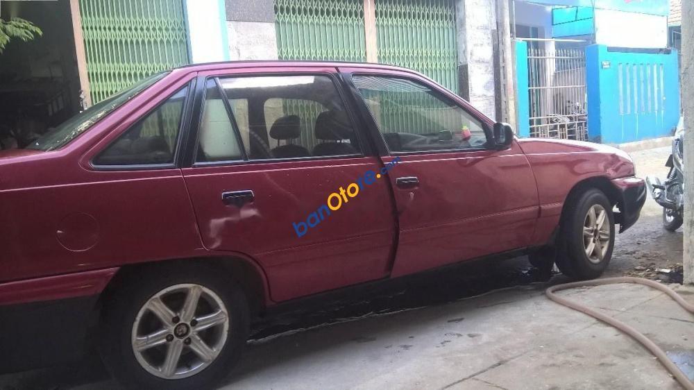 Bán Daewoo Racer sản xuất năm 1994, màu đỏ, giá chỉ 40 triệu