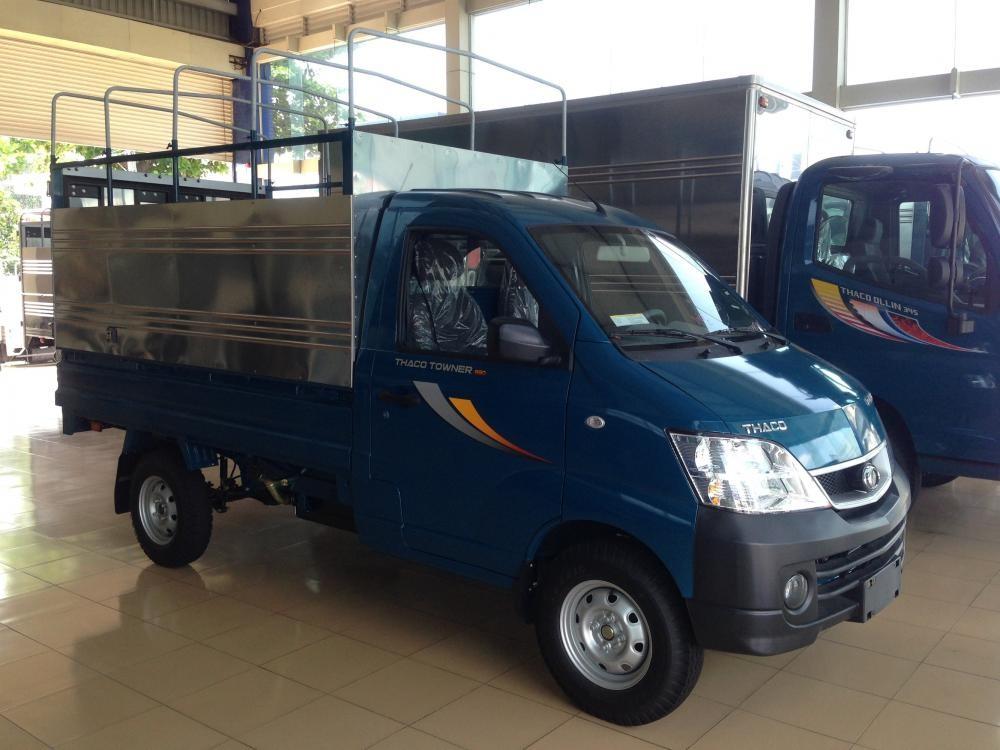 Towner 990 giá rẻ tại Hà Nội | Thaco Towner tải trọng 990kg
