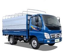 Thaco Ollin 350 giá rẻ | Ollin350 thùng mui bạt tải trọng 3.49 tấn