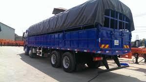 Xe tải thùng Shacman 4 chân tải 17 tấn 970kg công ty shacman ritavo
