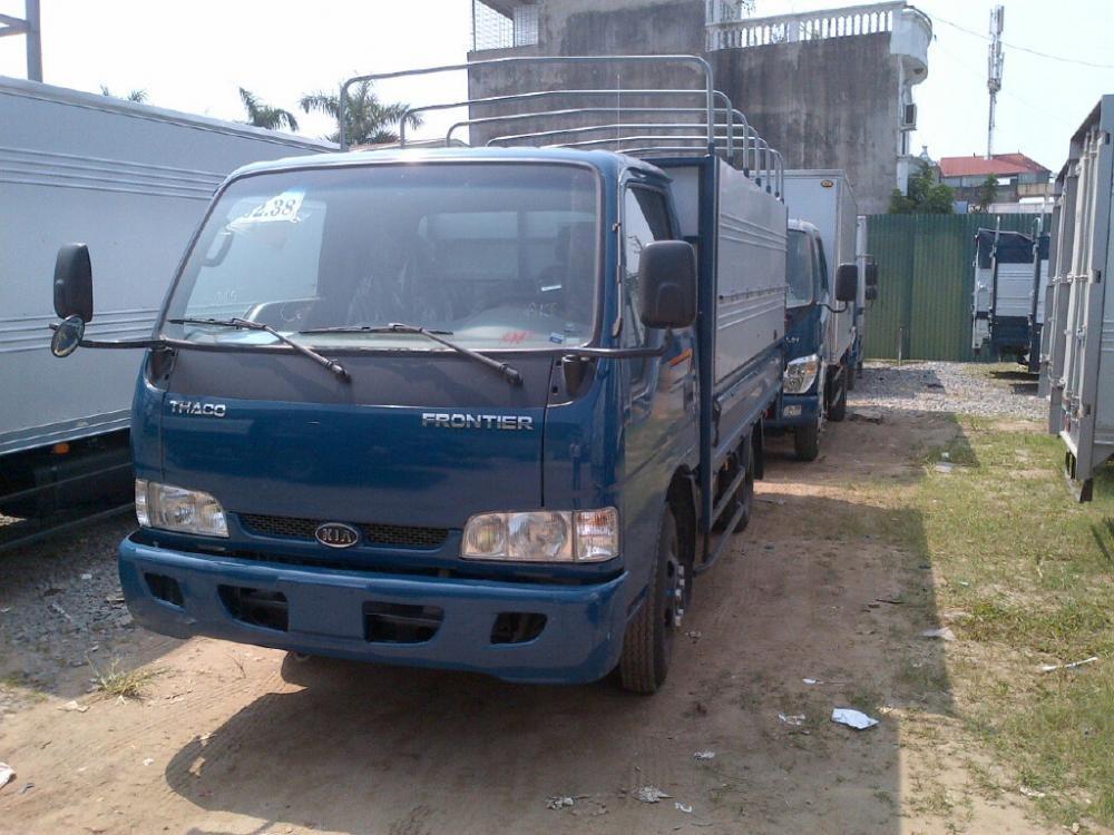 Xe tải Kia 2.4 tấn | xe tải 2t4 tại Hải Phòng 0936766663