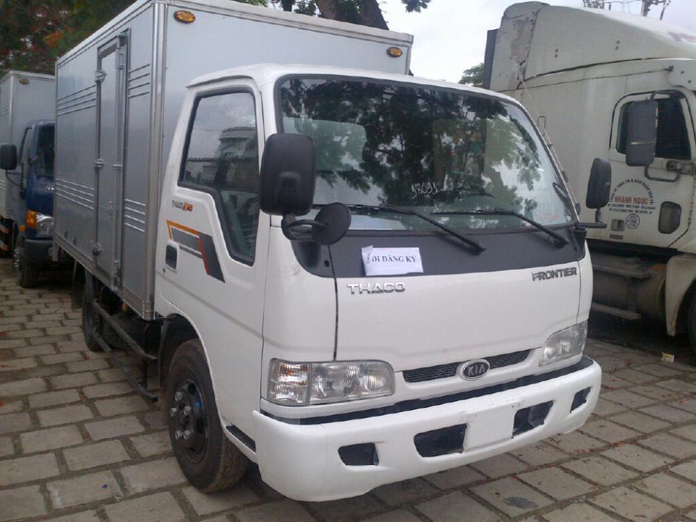 Bán xe tải Kia 2.4 tấn , 2.5 tấn | xe tải 2t4, 2t5 tại Hải Phòng trả góp 0936766663
