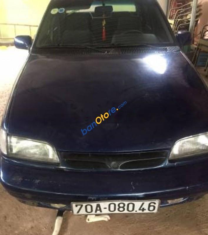 Bán Daewoo Racer đời 1994, màu xanh lam, xe nhà đang sử dụng